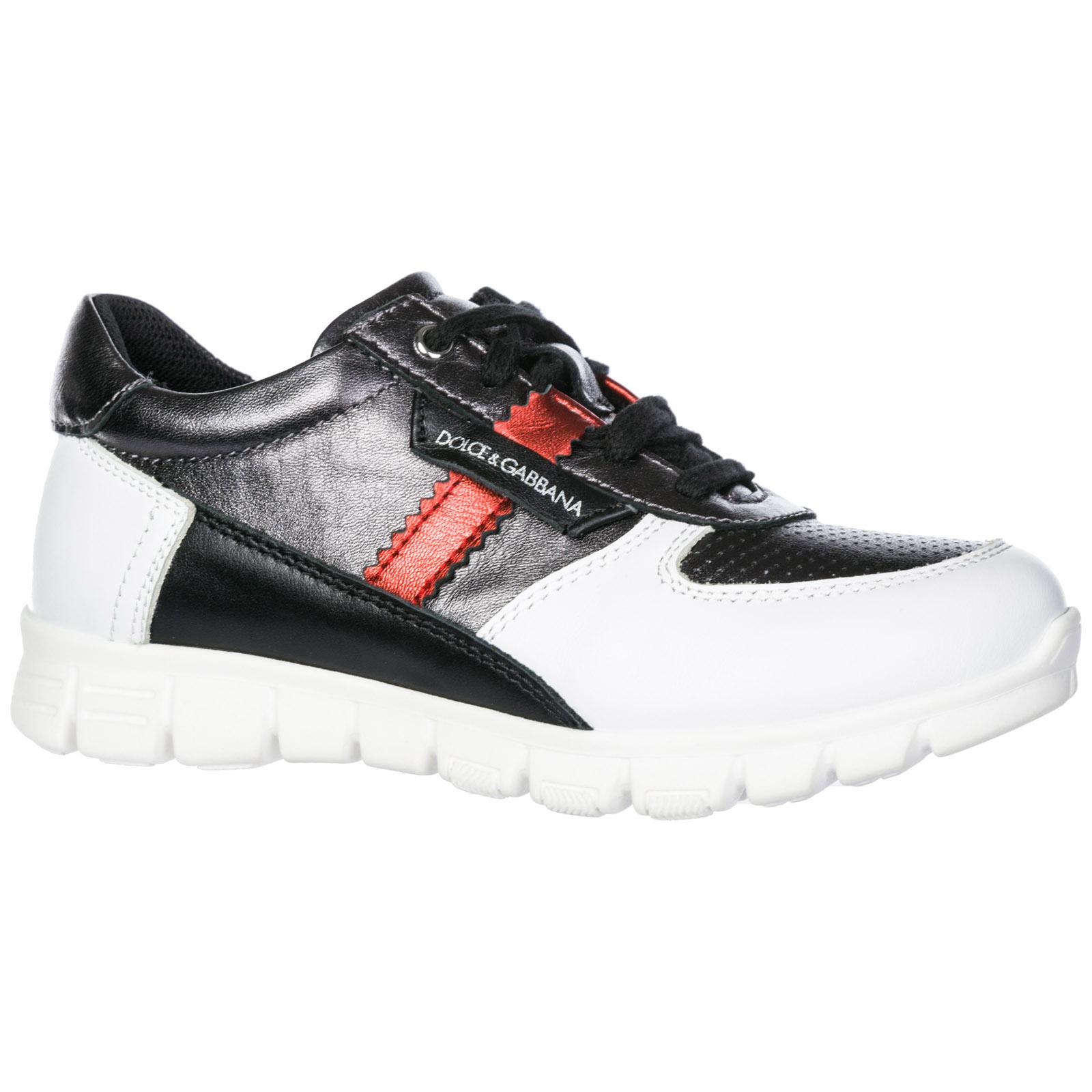 Sneakers Dolce Gabbana DA0529AB6458I706 canna fucile   bianco ... 55e41c49ea9