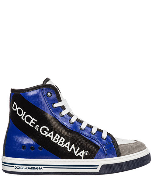High-top sneakers Dolce&Gabbana da0623an679hti67 blu
