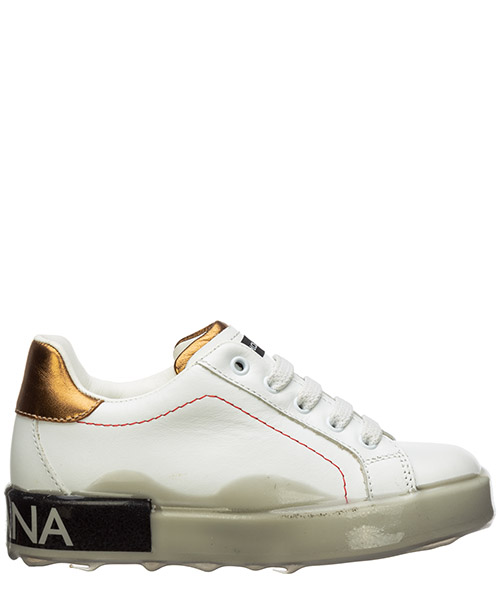 Sneakers Dolce&Gabbana portofino DA0678AK4008V045 bianco