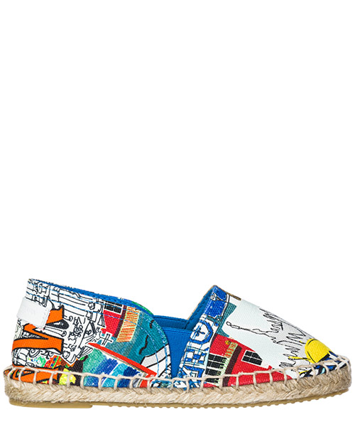 Espadrillas Dolce&Gabbana DD0110AE927HD667 bianco