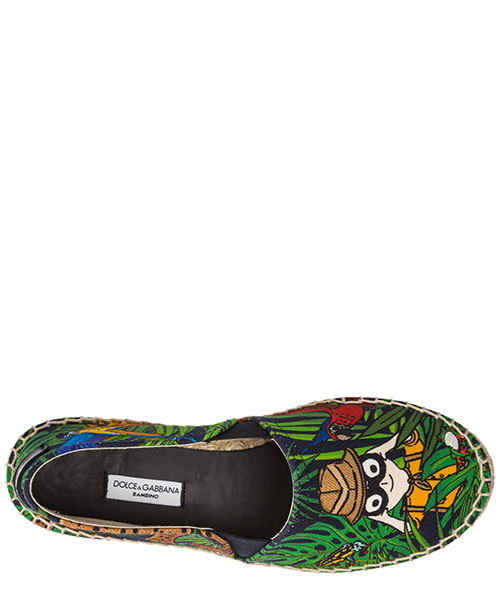 Boys espadrilles slip on shoes new secondary image