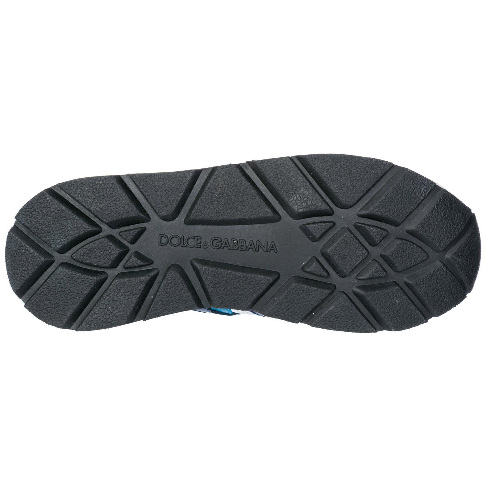 Sneakers Dolce Gabbana DD0314AE9368B934 bianco   turchese  05366907312
