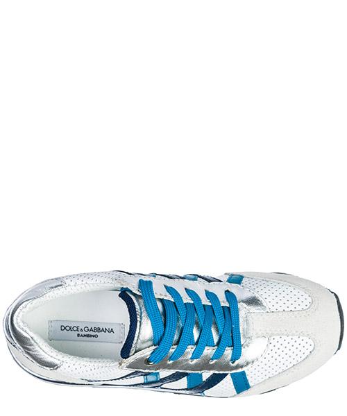Детская обувь мальчик кроссовки замша secondary image
