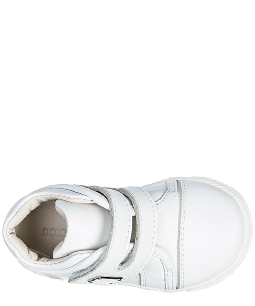Boys shoes child sneakers pelle secondary image
