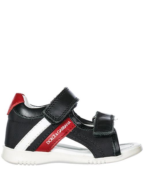 Sandali Dolce&Gabbana DN0039AL6808T954 nero / rosso / bianco