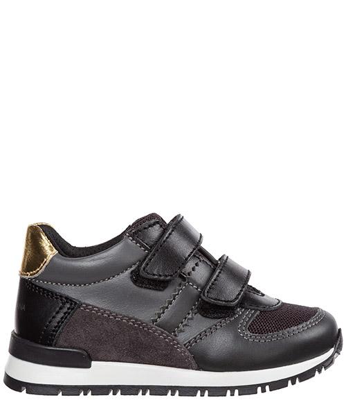 Sneaker Dolce&Gabbana dn0086ap6958v972 nero / grigio / oro