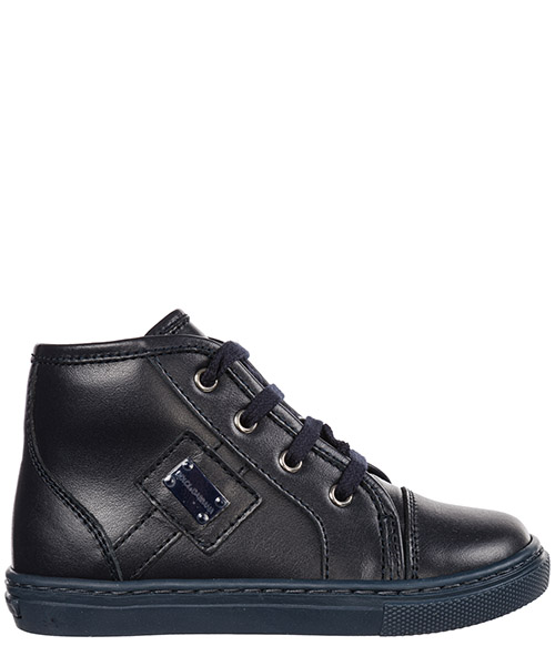 High-top sneakers Dolce&Gabbana DN0092A344480658 blu scuro