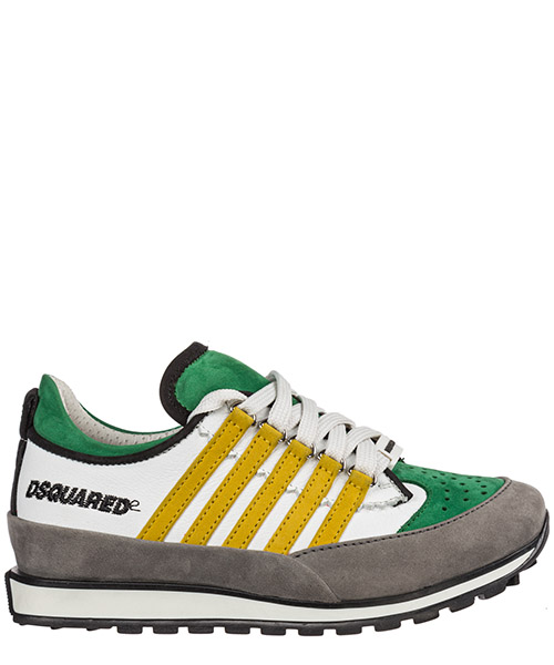 Sneakers Dsquared2 42309 bianco