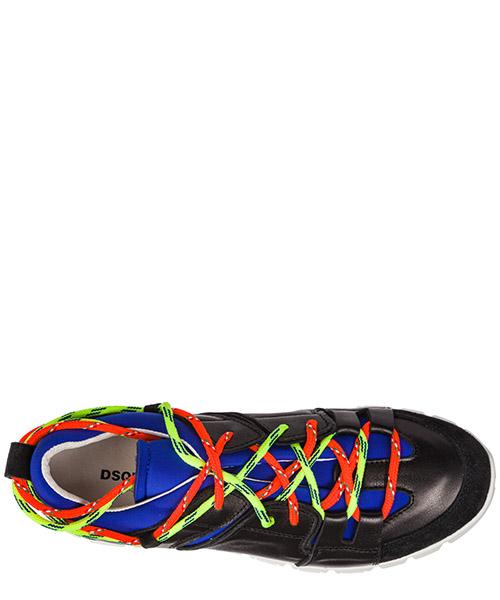 Scarpe sneakers bimbo bambino pelle secondary image