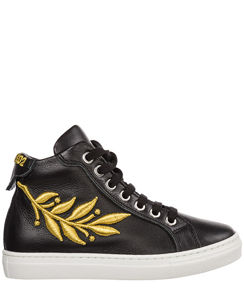 High-top sneakers Dsquared2 51623 nero
