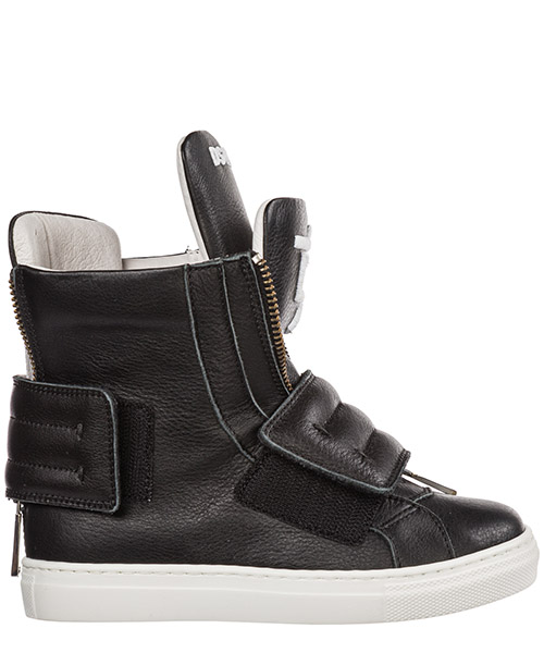 Sneaker high Dsquared2 51687 nero