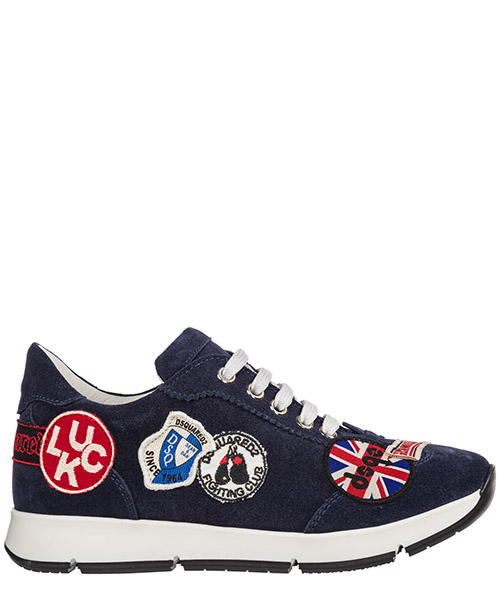 Sneakers Dsquared2 54216 blu