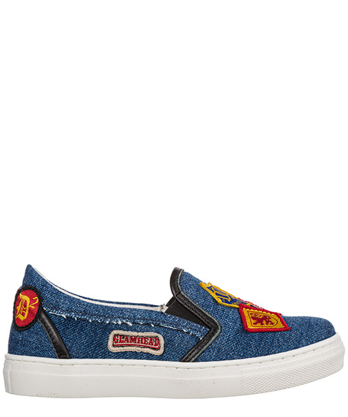 Slip-on shoes Dsquared2 54250 blu