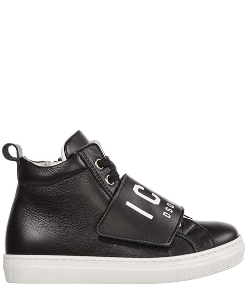 Sneaker high Dsquared2 57113 nero