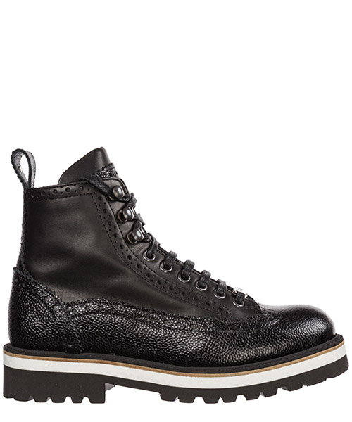 Bottines Dsquared2 57207 nero