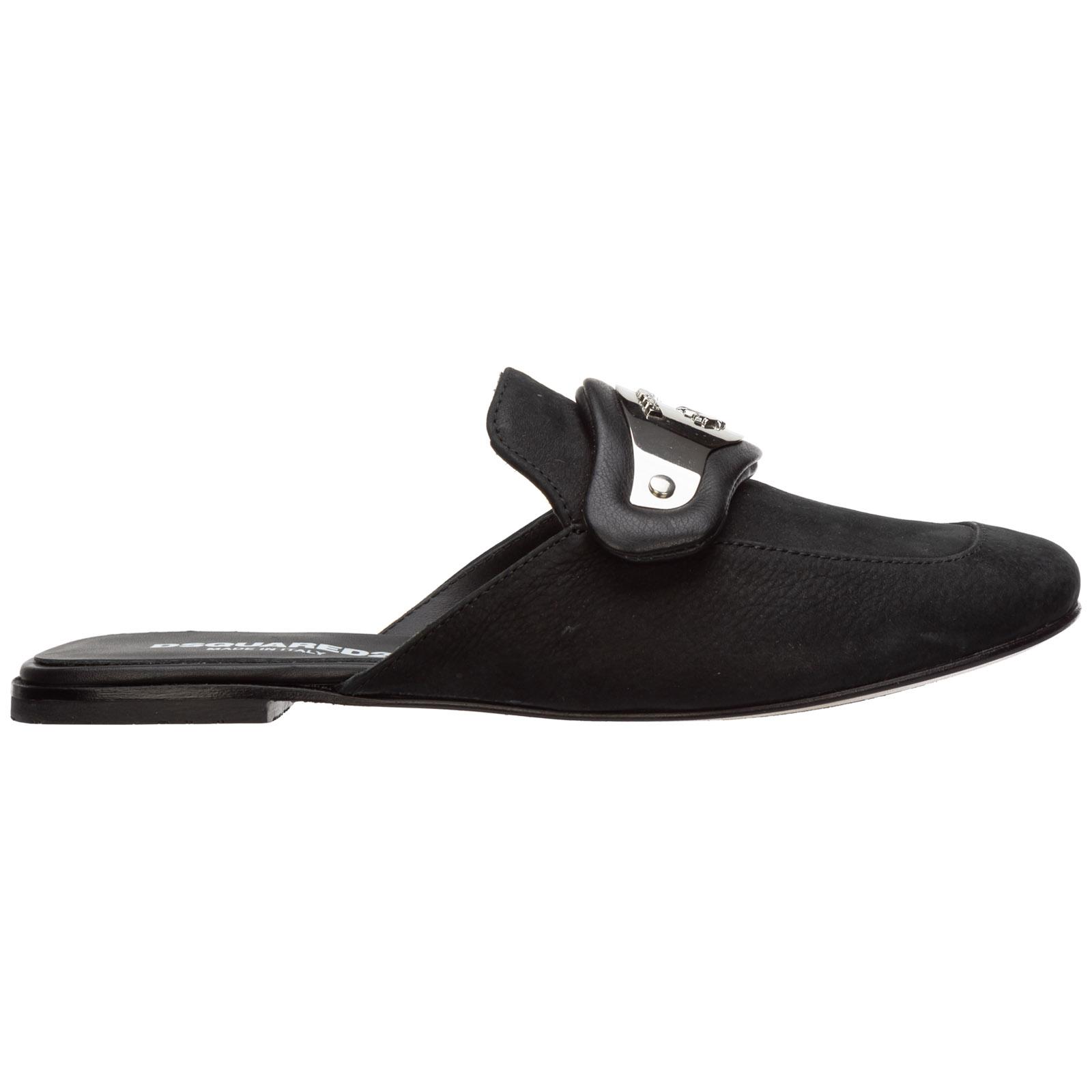 Mules shoes Dsquared2 59768 nero | FRMODA.com