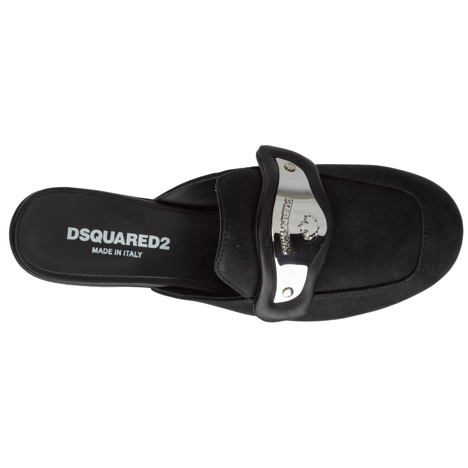 Mules shoes Dsquared2 59768 nero