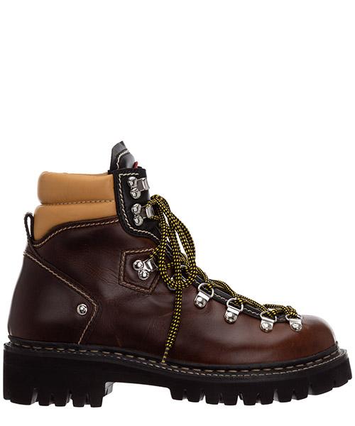Combat boots Dsquared2 cervino ABM0057129003585080 marrone