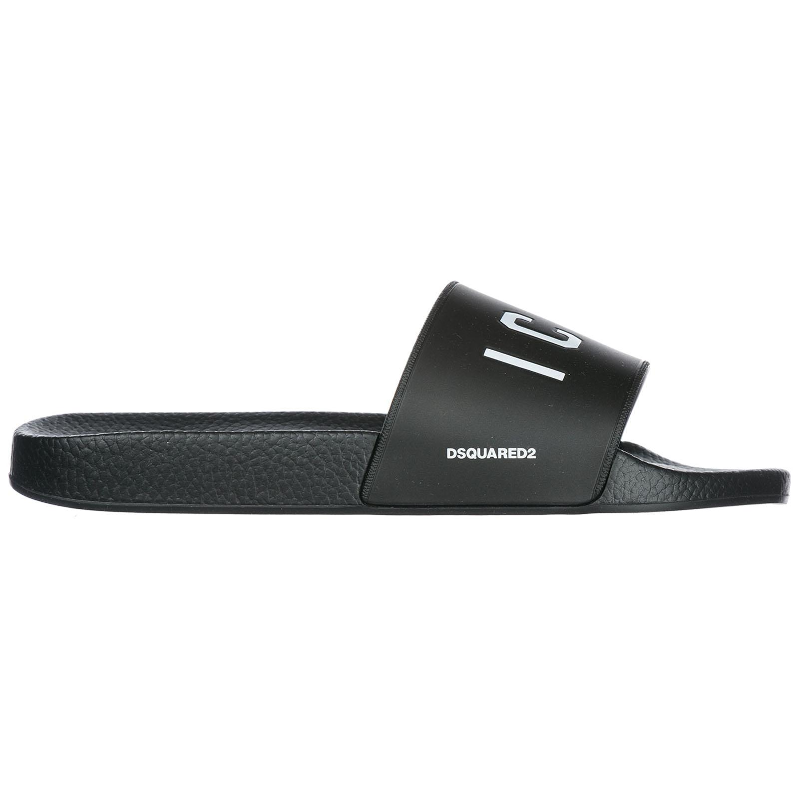 Herren badeschuhe sandalen gummi  icon