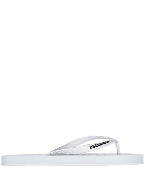 Flip flops Dsquared2 FFM0001172000011062 bianco