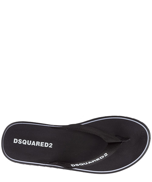 Men's rubber flip flops sandals  carioca secondary image