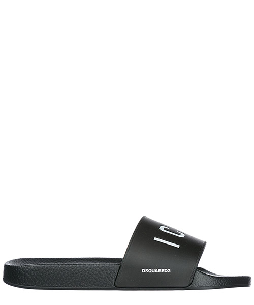 Pantolette Dsquared2 Icon FFM0102 17200001 M063 nero