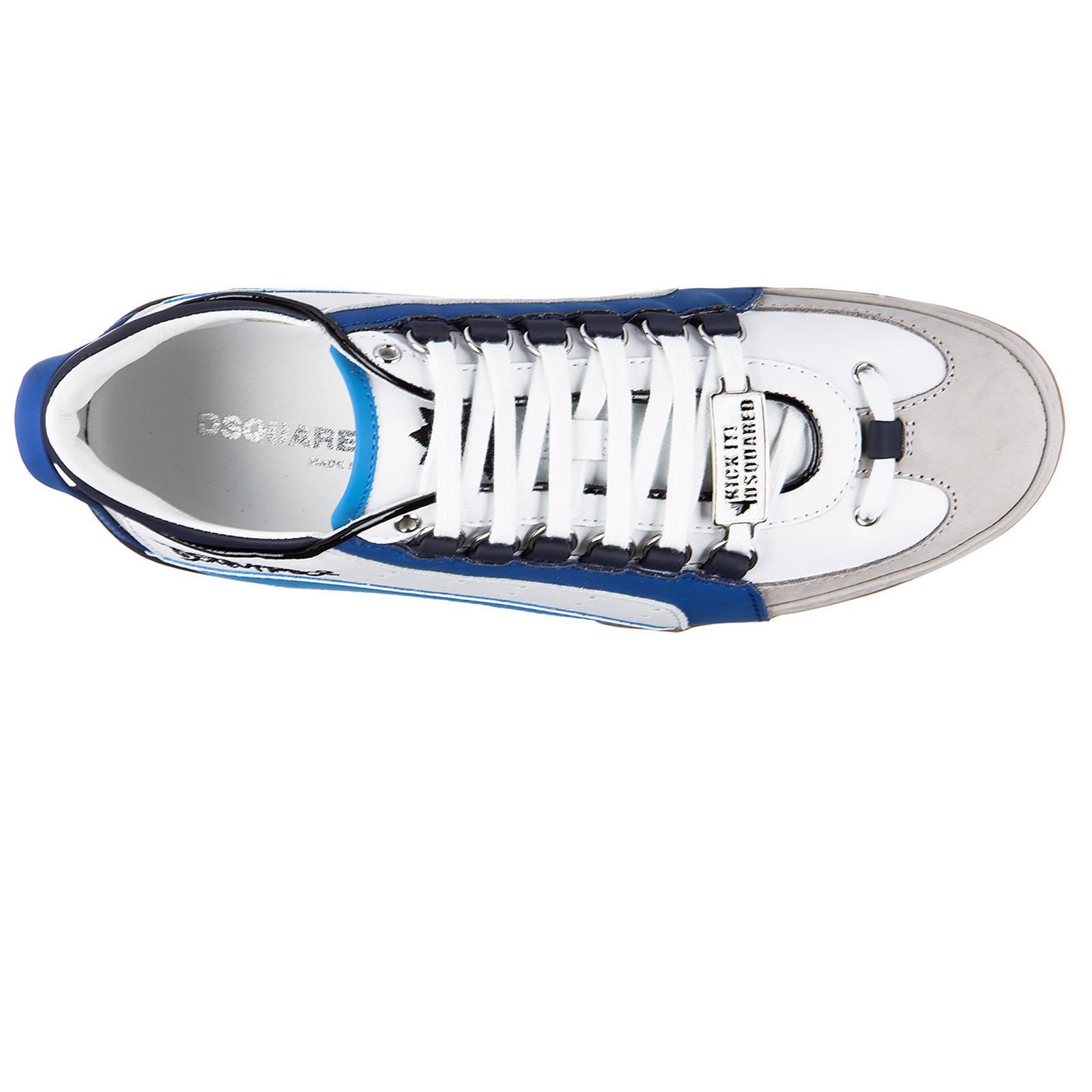 ... Scarpe sneakers uomo in pelle 551 vitello sport ... 6604312cd566