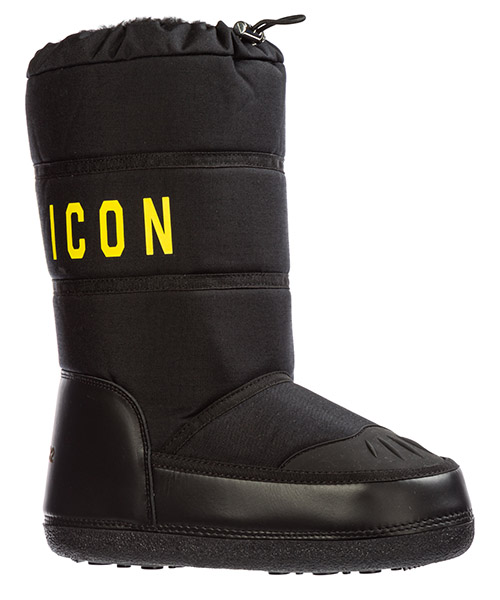 Men's snow boots winter ski secondary image