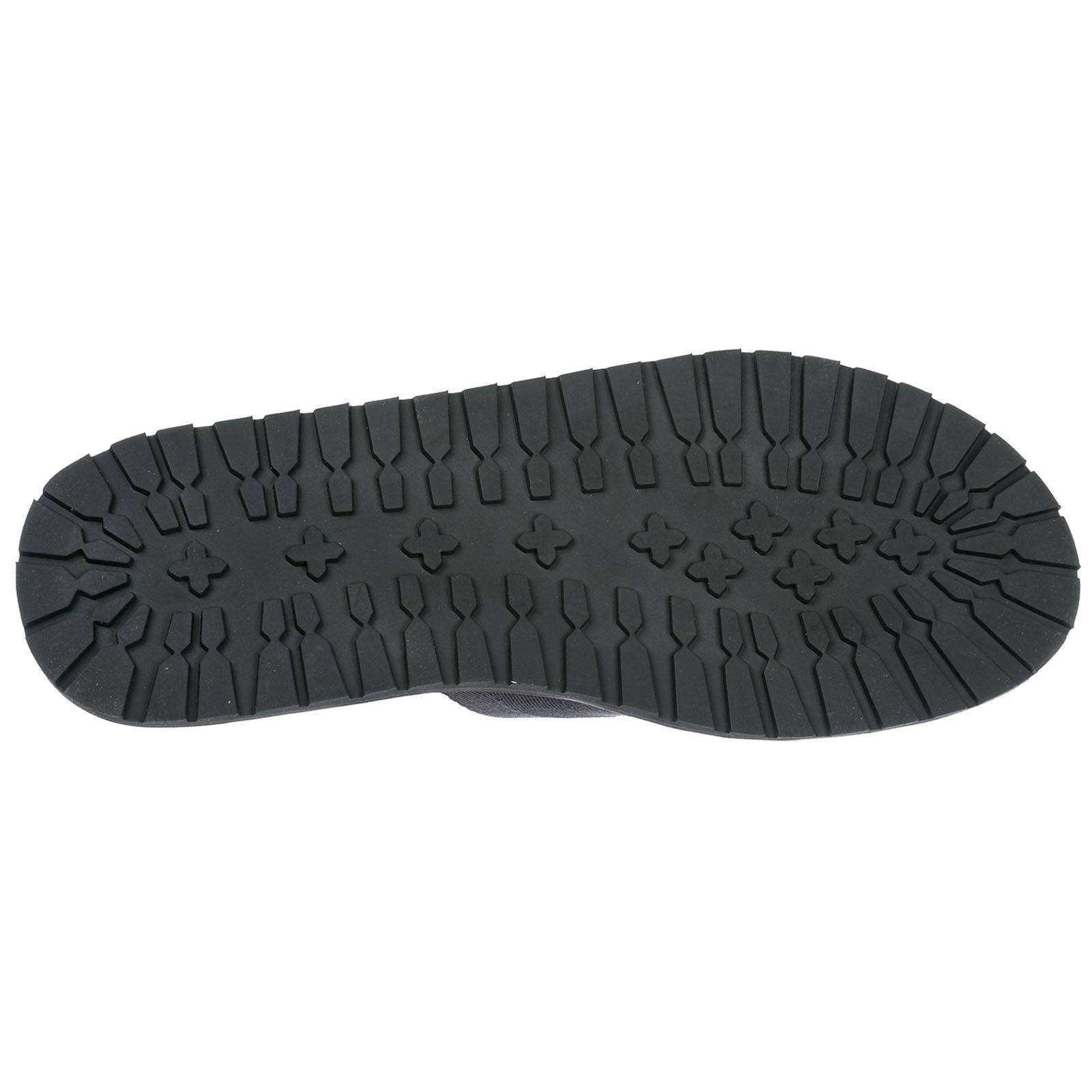 Hombres zapatillas sandalias en goma