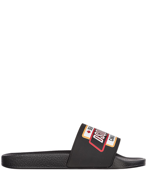 Slides Dsquared2 Slide SLM0005172000012124 nero