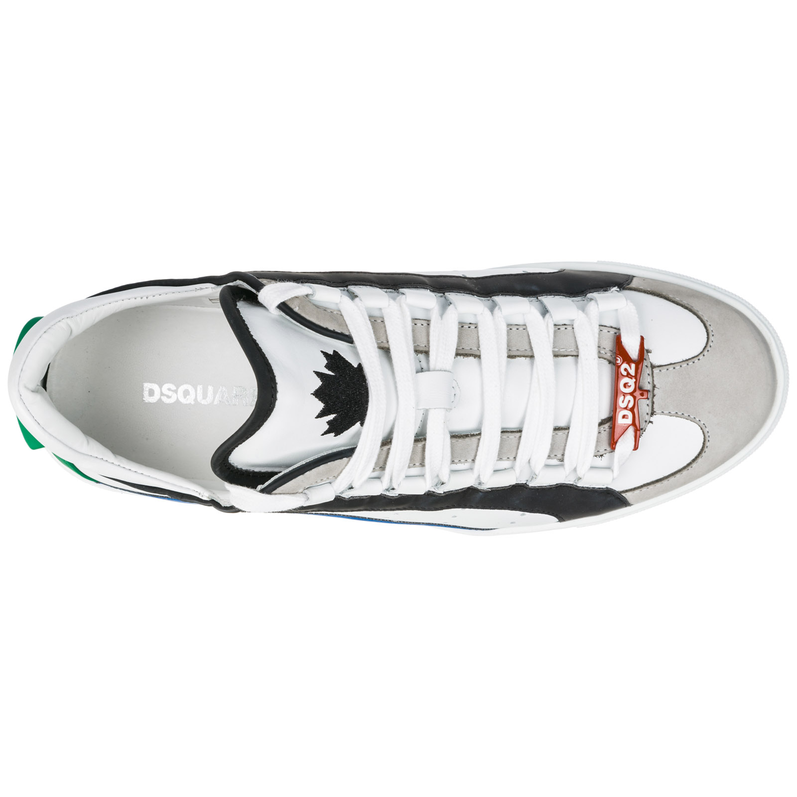 Men's shoes leather trainers sneakers 551