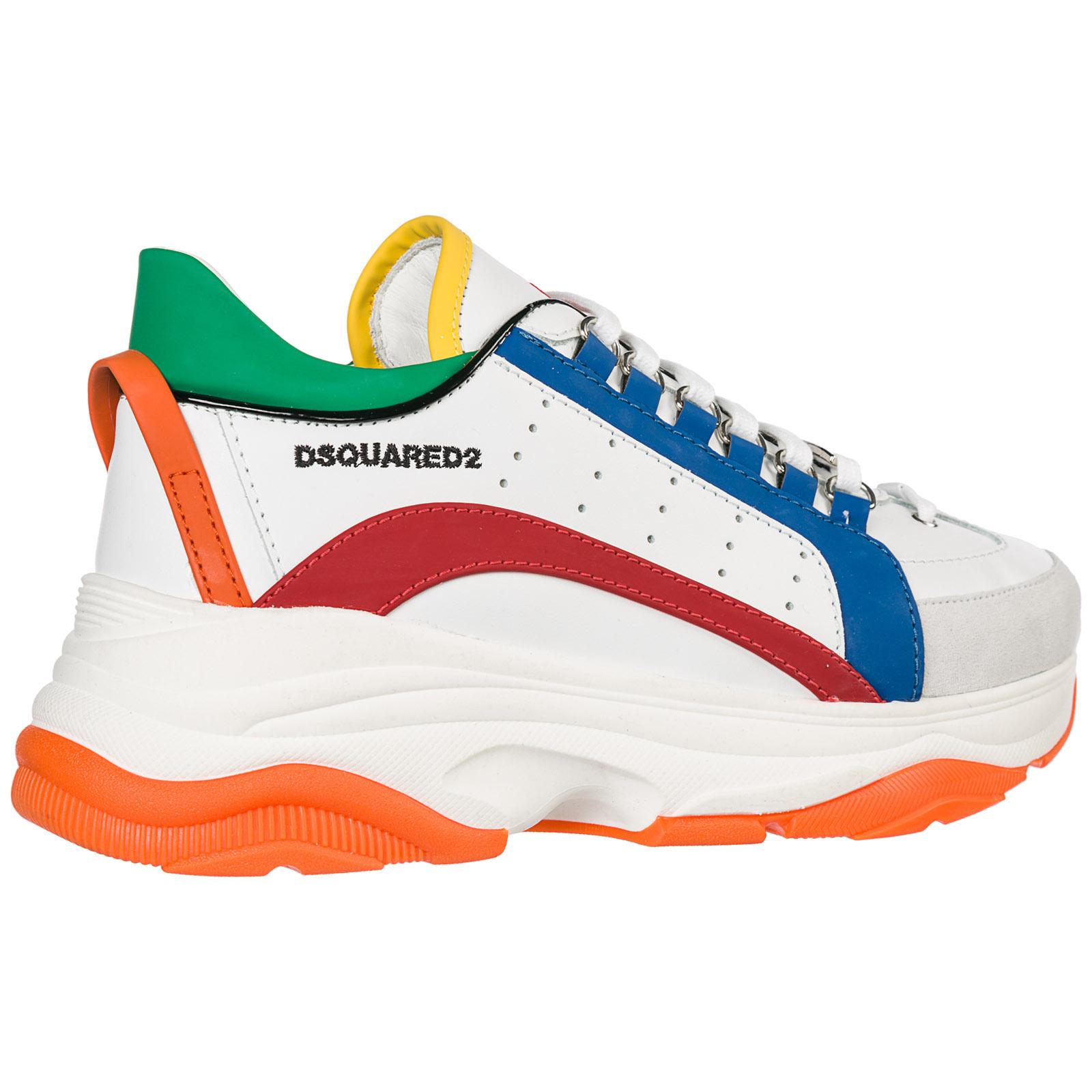 99963be45d Scarpe sneakers uomo in pelle bumpy 551