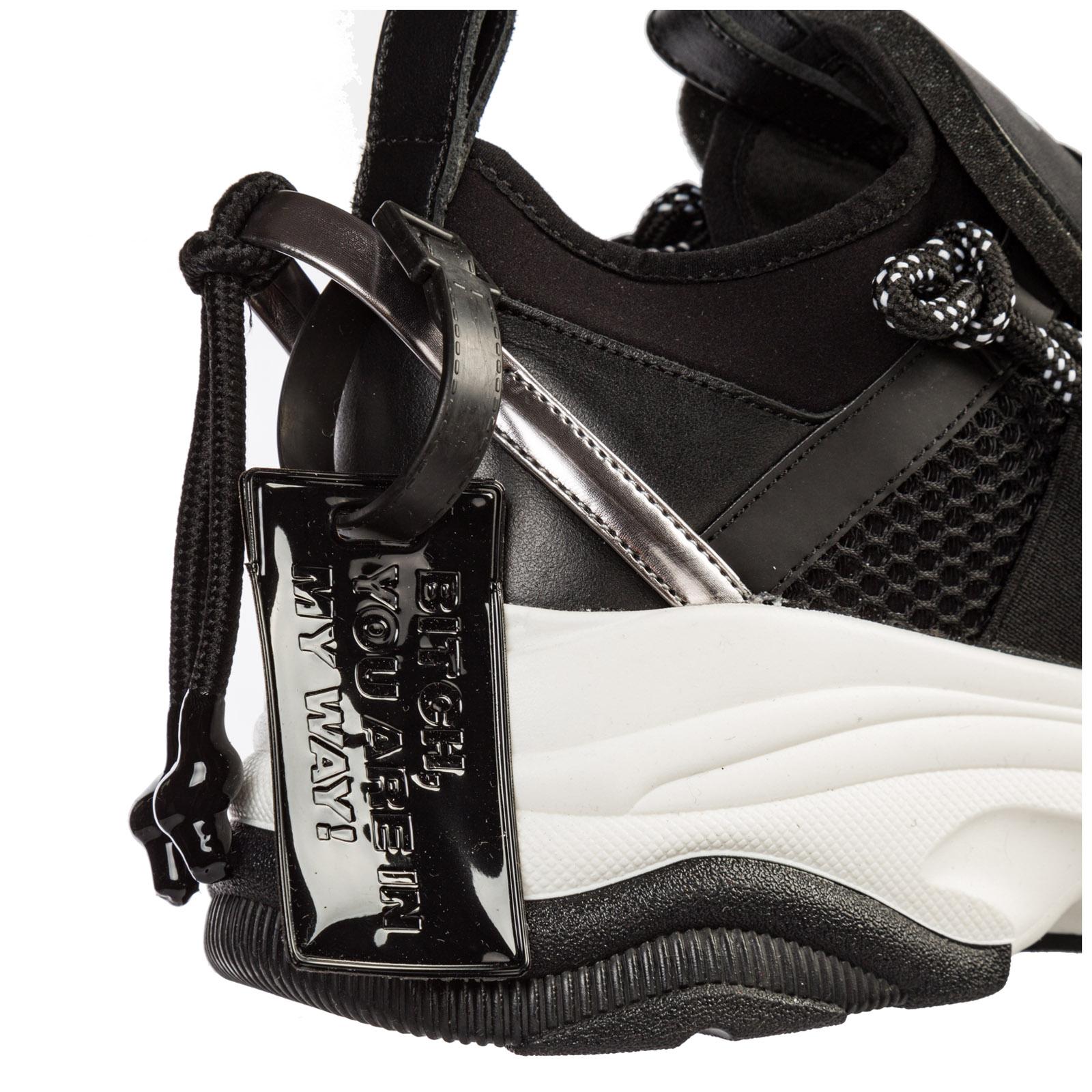 Scarpe sneakers uomo in pelle d bumpy one