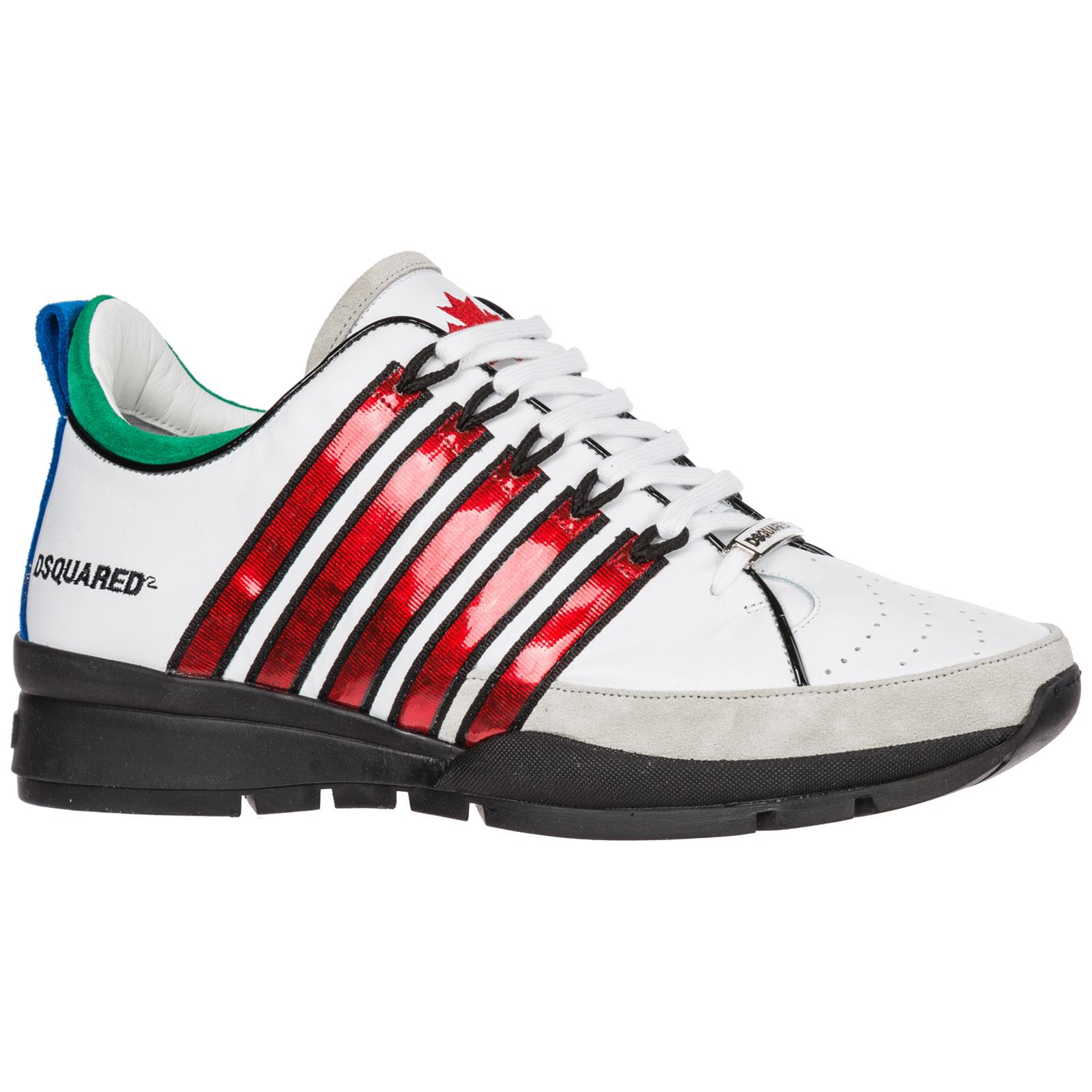 a7b8841a7d Scarpe sneakers uomo in pelle 251