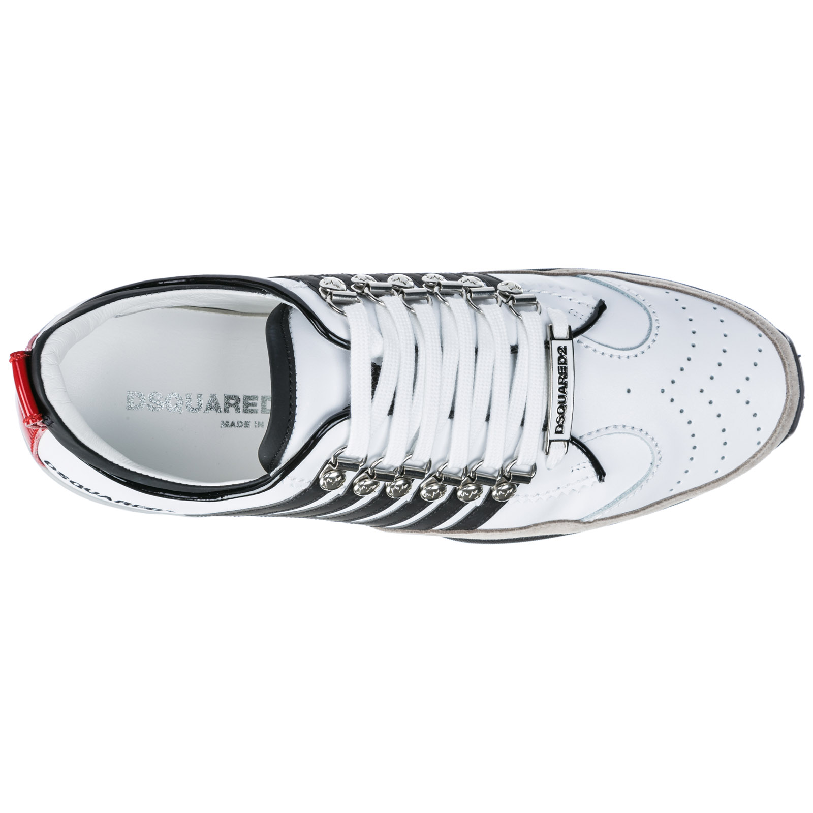 Men's shoes leather trainers sneakers 251