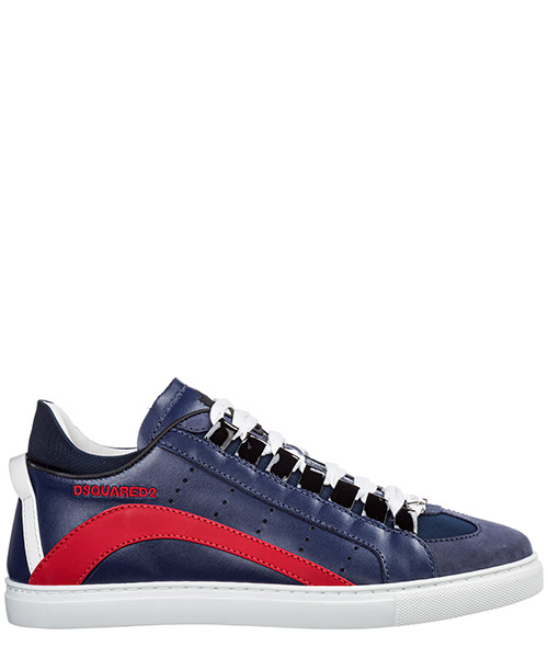 Sneakers Dsquared2 551 SNM000613060001M222 blu + rosso