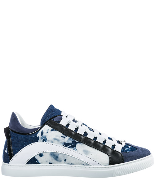 Sneakers Dsquared2 551 SNM0006533015533085 blu
