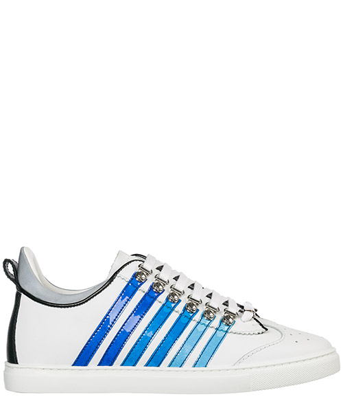 Sneakers Dsquared2 251 SNM000801501658M328 bianco + blu