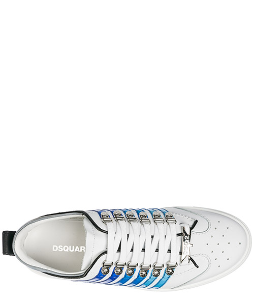 Scarpe sneakers uomo in pelle 251 secondary image