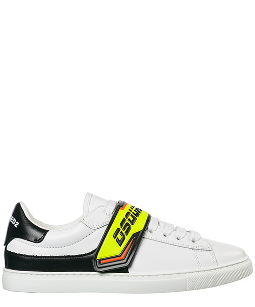 Sneakers Dsquared2 New Tennis SNM005601500001M1382 bianco