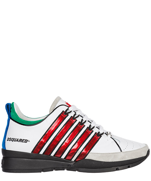 Sneakers Dsquared2 251 SNM005706501747M244 bianco rosso