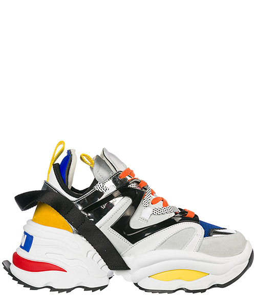 Sneakers Dsquared2 The Giant SNM006035501680M1610 bianco