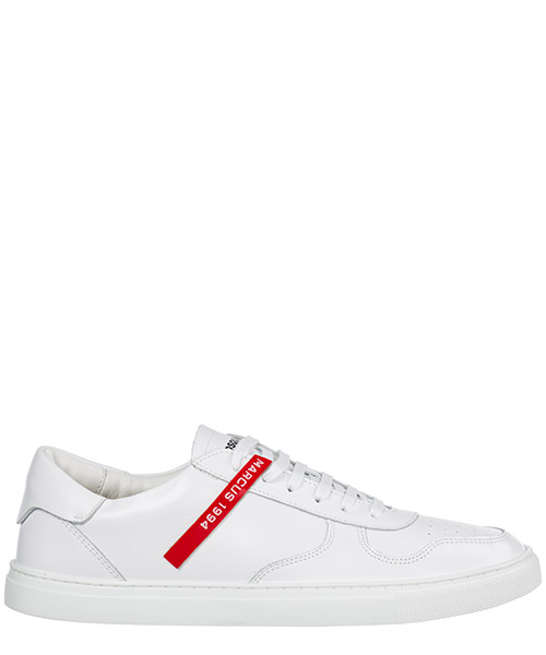 Sneakers Dsquared2 SNM006440900001M244 bianco / rosso