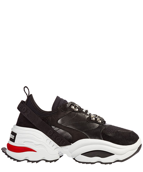 Sneakers Dsquared2 the giant snm006501502119m436 nero