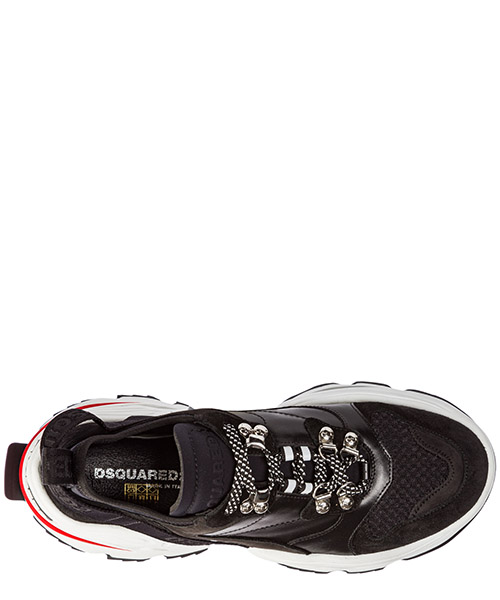 Scarpe sneakers uomo in pelle the giant secondary image