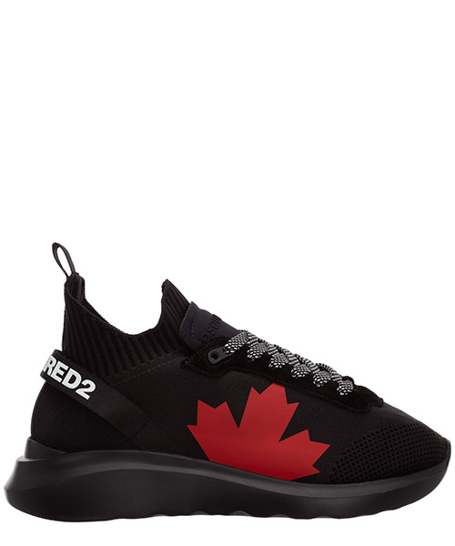 Sneakers Dsquared2 speedster SNM007459203115M1343 nero