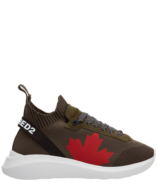 Sneakers Dsquared2 speedster SNM007459203115M1615 militare