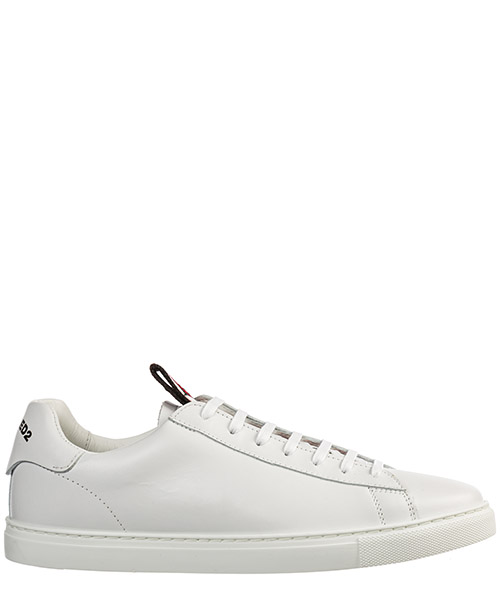Sneakers Dsquared2 evolution tape snm007901502137m072 bianco