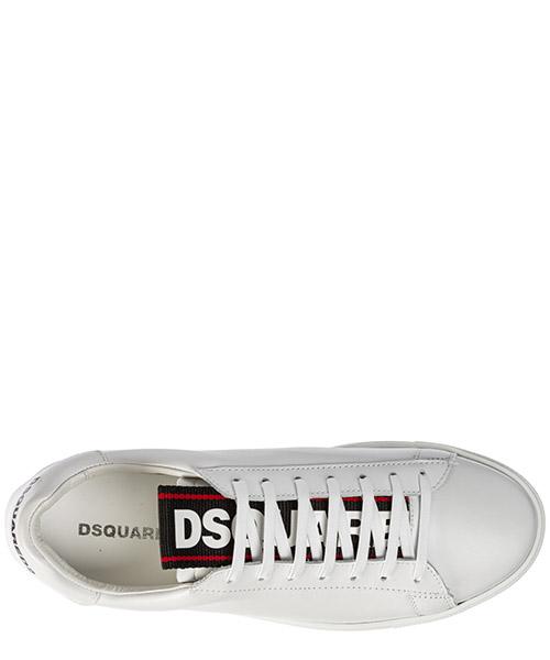 Zapatos zapatillas de deporte hombres en piel evolution tape secondary image