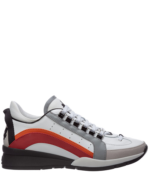 Sneakers Dsquared2 551 SNM008501502574M1463 bianco